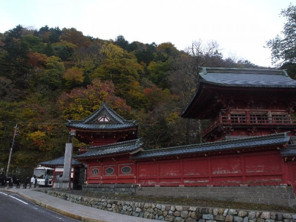 「中善寺の紅葉」 (G1 M.ZUIKO DIGITAL 14-42mm F3.5-5.6)