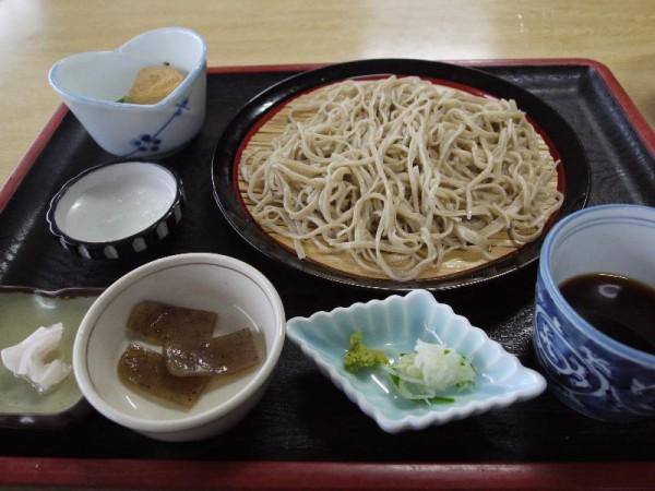 【栃木県日光市】 手打ちそば かつら 「そばがきセット(蕎麦)」