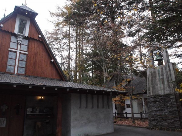 「聖パウロカトリック教会」 (G1 M.ZUIKO DIGITAL 14-42mm F3.5-5.6)