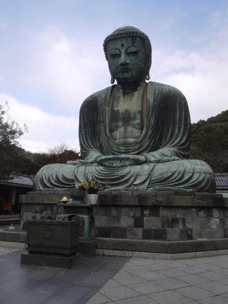 「高徳院の大仏」 (G1 M.ZUIKO DIGITAL 14-42mm F3.5-5.6)
