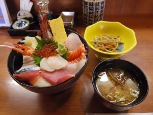 【宮城県塩竃市】 魚長亭 「海鮮丼」