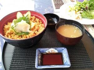 【福島県いわき市】  ふぇにっくす 「蒸しウニ丼」