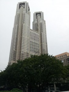 「東京都庁」