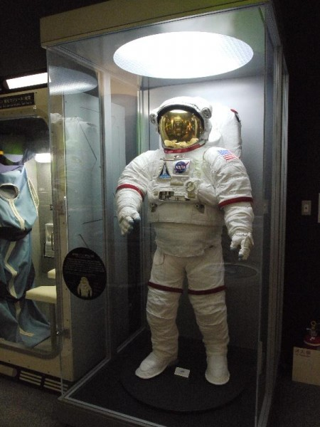 「NASA 宇宙服」