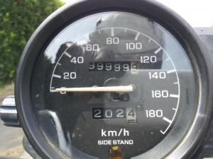 「199999キロ」