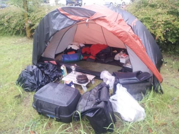 「シーサイド高浜 テント」