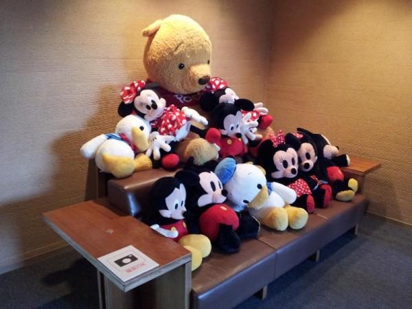 【茨城県北茨城市】 茨城県天心記念五浦美術館 「渋さは封印。館内ディズニーだらけ」