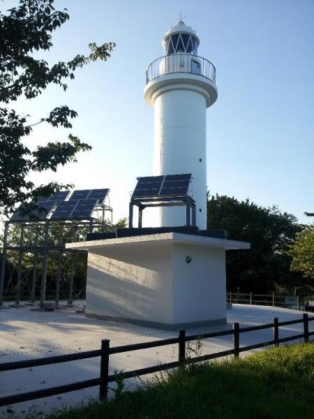 「大津岬灯台」