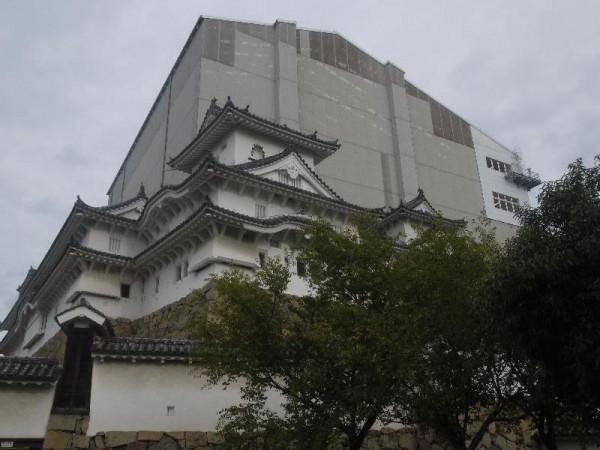 「姫路城修復工事TOP」