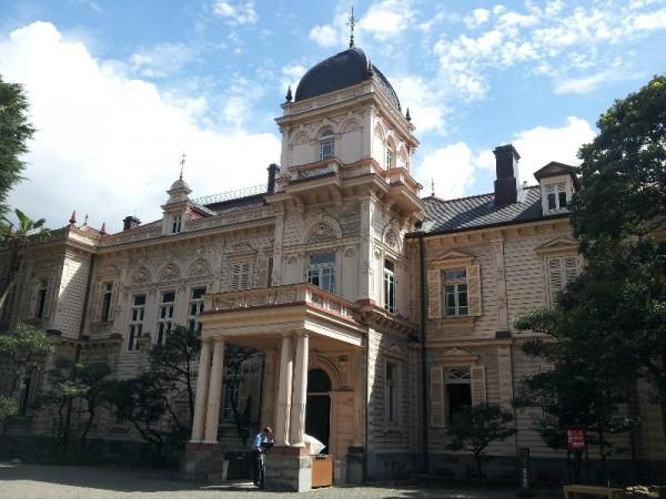 「旧岩崎邸」