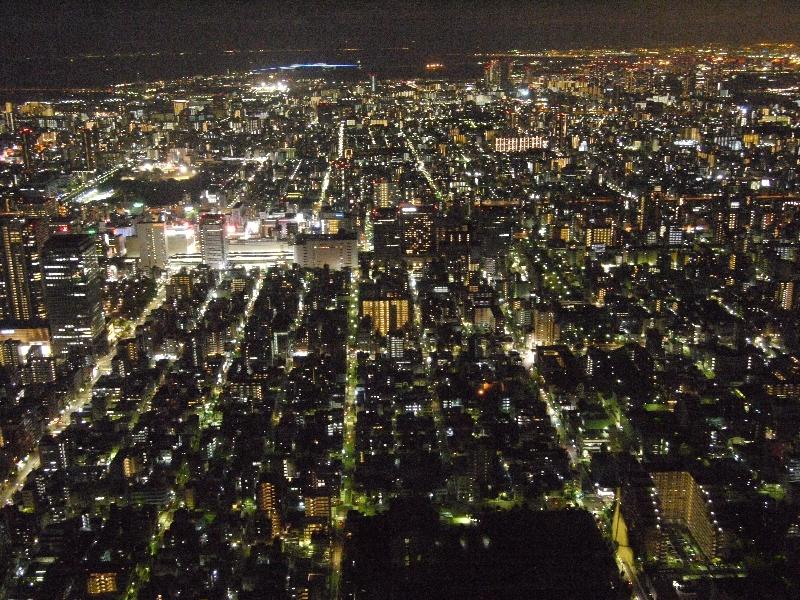 「東京スカイツリーからの夜景 その1」