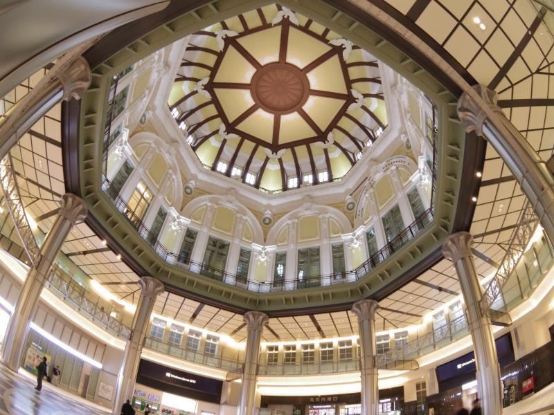 東京駅丸の内北口ドーム