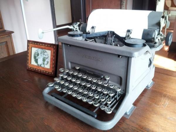 ベーリック・ホールのタイプライター