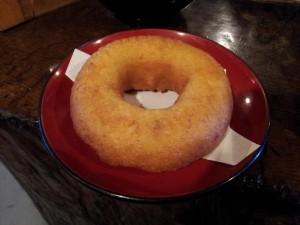 【福島県金山町】 玉梨とうふ茶屋 「おからドーナツ」