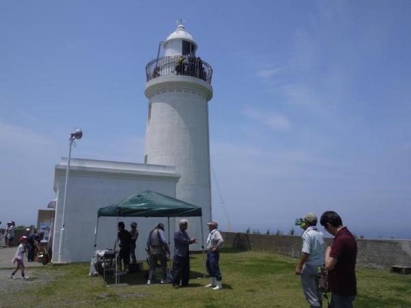 州崎灯台一般公開