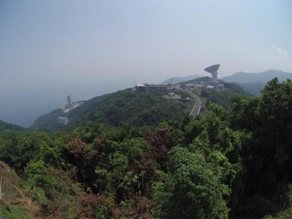 内之浦ロケットセンター(内之浦宇宙空間観測所)全景