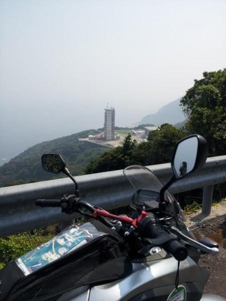 内之浦ロケットセンター 「ミューロケット発射台」