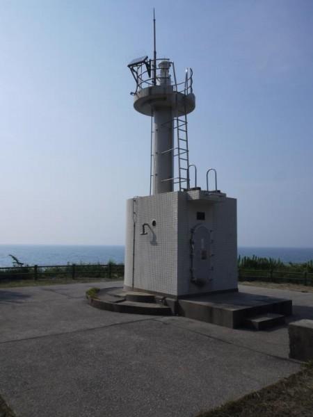 大分県長崎鼻 「香々地灯台」