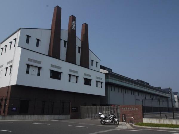 霧島酒造 本社工場