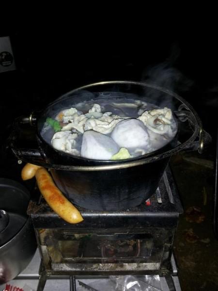 芋煮(山形風味)