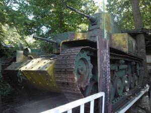 90年式戦車(そもそもこんな物は存在しないらしいが)