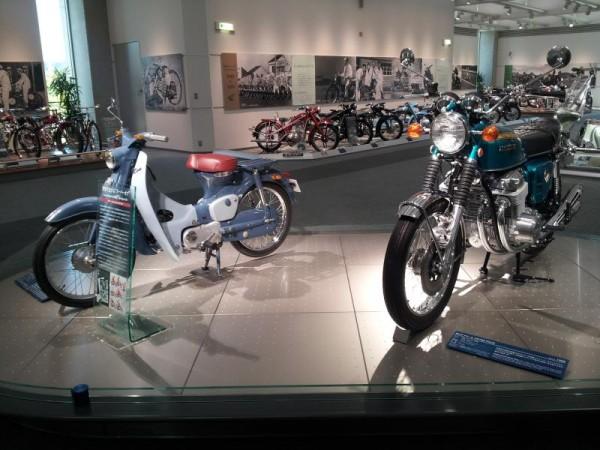 ホンダのバイクの立役者「スーパーカブ&CB750」