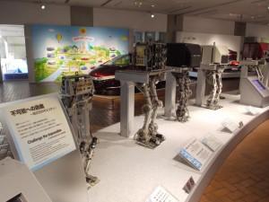 ホンダASIMOのプロトタイプ達 「E0・E1・E2・E3」