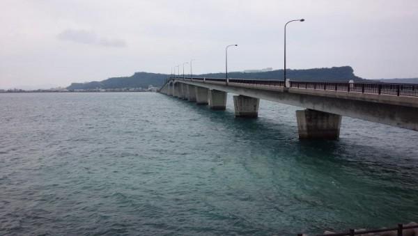【沖縄県うるま市】 海中道路