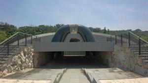 平和記念公園 平和の丘