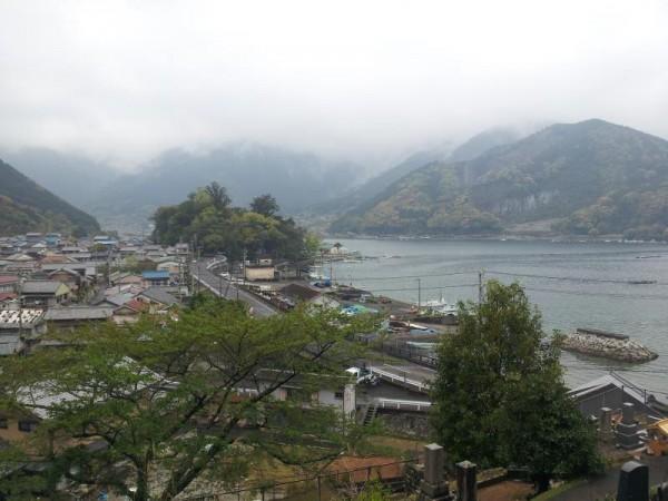【三重県】 熊野古道 曽根次郎坂・太郎坂入り口からの眺め