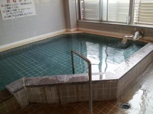 【和歌山県田辺市】 川湯温泉公衆浴場 浴場