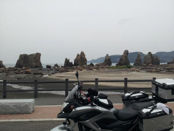 【和歌山県串本町】 橋杭岩
