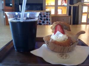 【和歌山県紀の川市】 たまカフェ 「とびつきたまシュー&コーヒー」