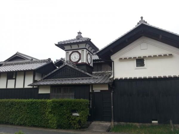 【高知県安芸市】 野良時計