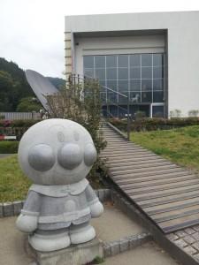 【高知県香美市】 アンパンマンミュージアム アンパンマン