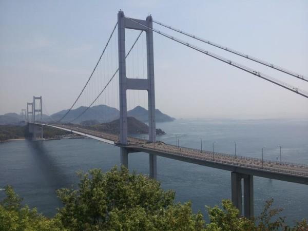 糸山展望台からのしまなみ海道
