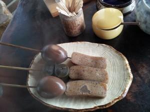 【長野県南木曽町】 木曽見茶屋 おでん