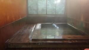 恵山温泉旅館 風呂