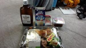 今宵の食事