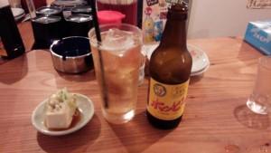 北海道だけどホッピーで乾杯