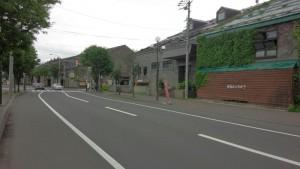 小樽の街並み