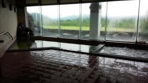 【北海道音威子府村】 天塩川温泉 湯船