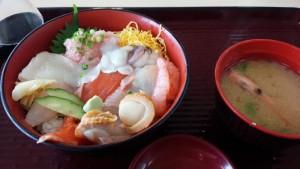 【北海道帯広市】 帯広市場食堂ふじ膳 「朝定食」