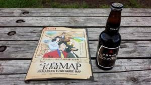 宝島MAPとオイスター・ブラック
