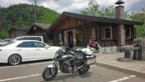 三国峠の売店