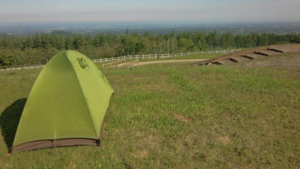 士幌高原ヌプカの里キャンプ場