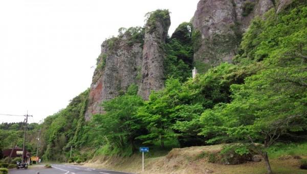 耶馬溪 仙の岩