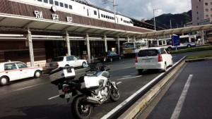 別府駅前ロータリー