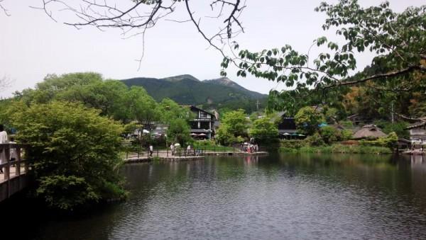 湯布院 金鱗湖