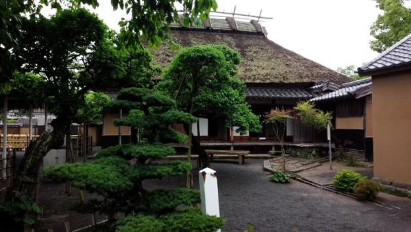 福沢諭吉旧邸